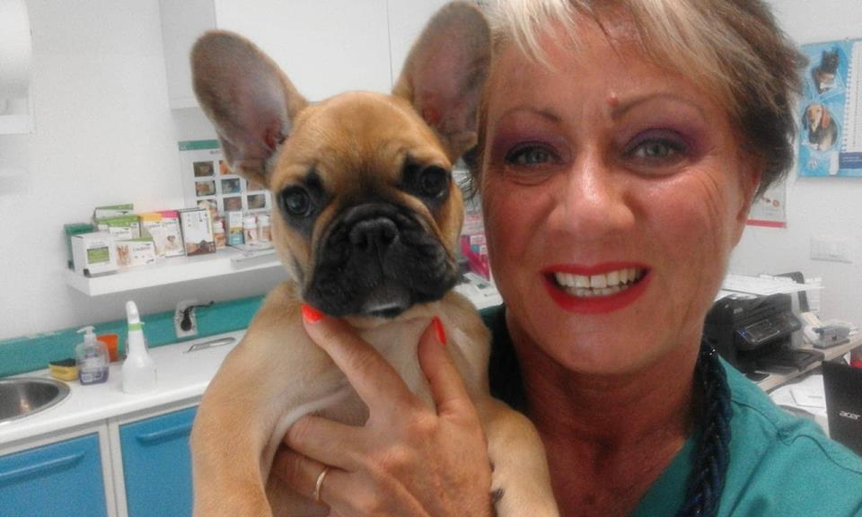 Dott.ssa Lucia Vaccaro Medico veterinario